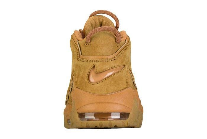 Nike Air More Uptempo Wheat Brown 3