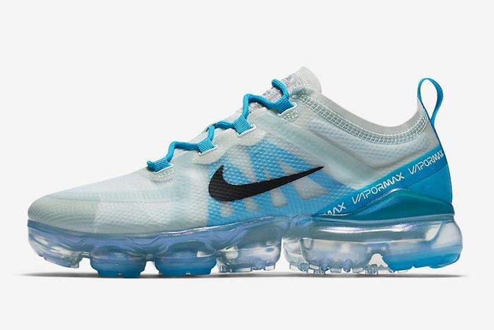 Nike Air Vapormax 2019 Barely Grey Ar6632 003 Side Shot 4