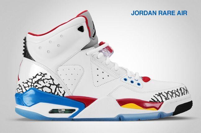 Jordan Rare Air 2
