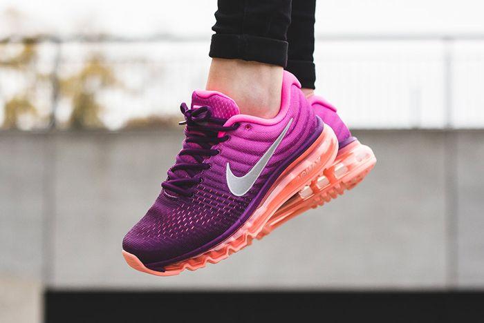 Nike Air Max 2017 Bright Grape 2