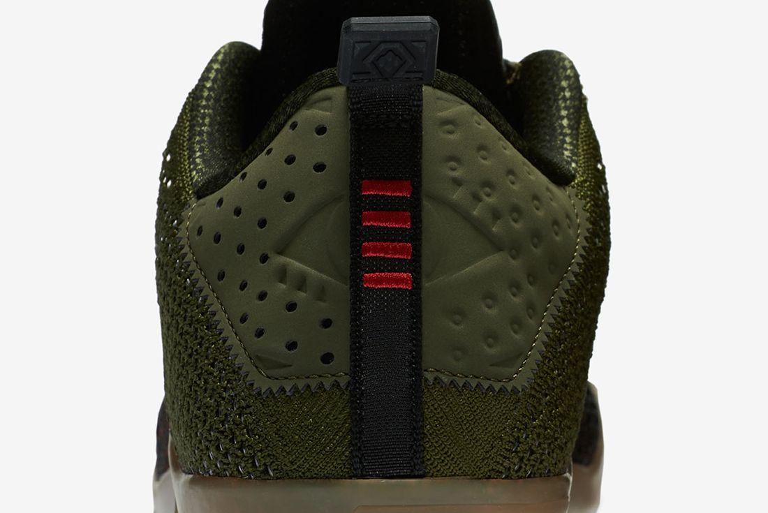 Nike Kobe 11 Black Horse 7