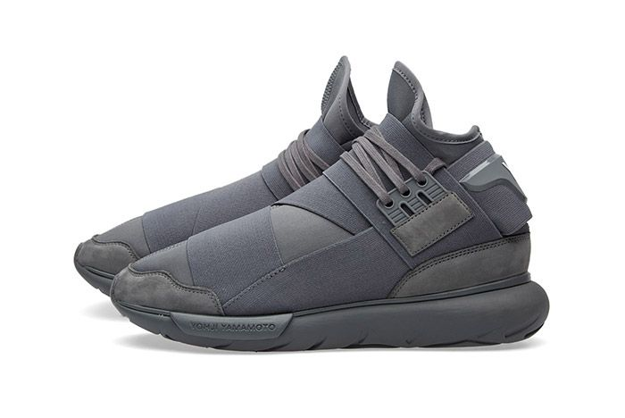 Adidas Y 3 Qasa High Vista Grey 6