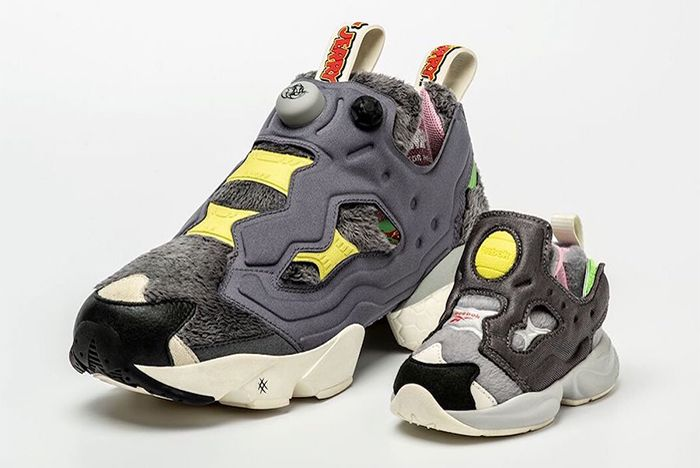 Reebok Instapump Fury Tom Jerry Tod