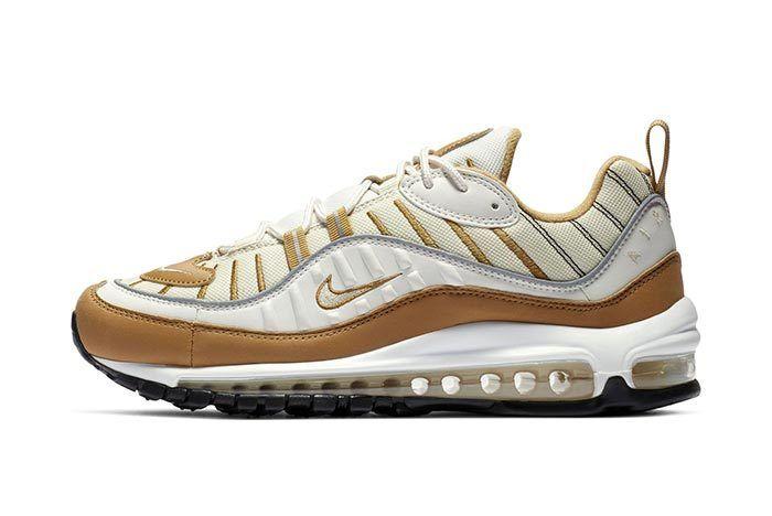 Nike Air Max 98 Golden 1