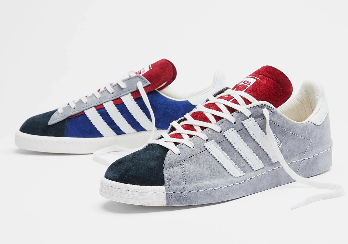 RECOUTURE x adidas Campus 80s FY6754