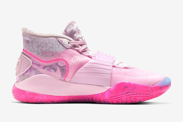 Nike Kd 12 Aunt Pearl Right