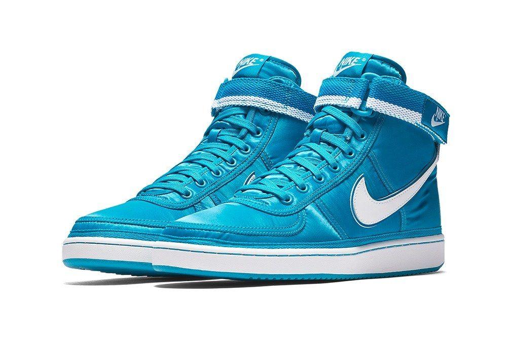 Nike Vandal High Supreme Blue Orbit 1