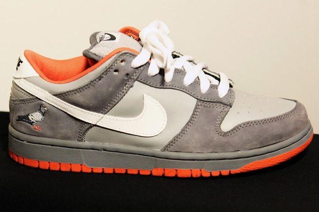Franalations Nike Dunk Sb Pigeon 1