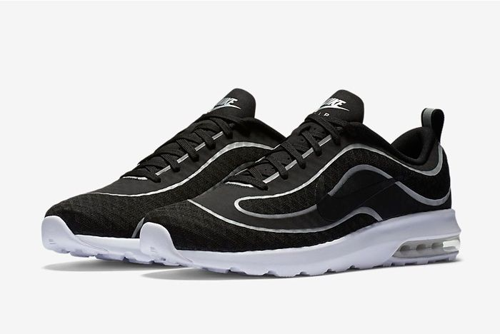 Nike Air Max Mercurrial R9 Black Silver 1