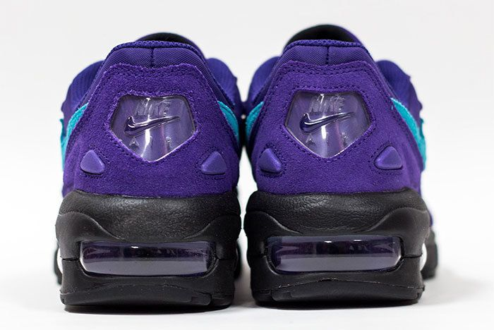 Nike Air Max 2 Light Hornets Purple 5