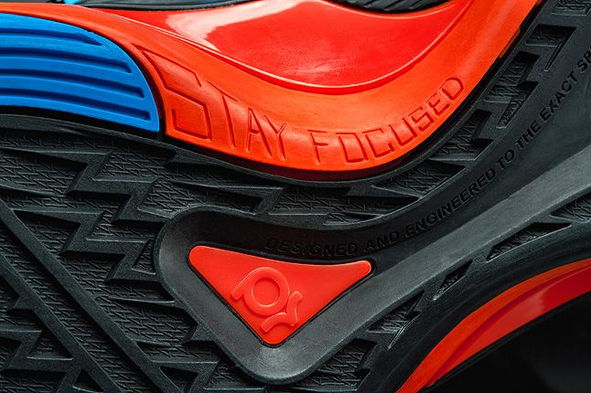 Stay Focused Sole 1