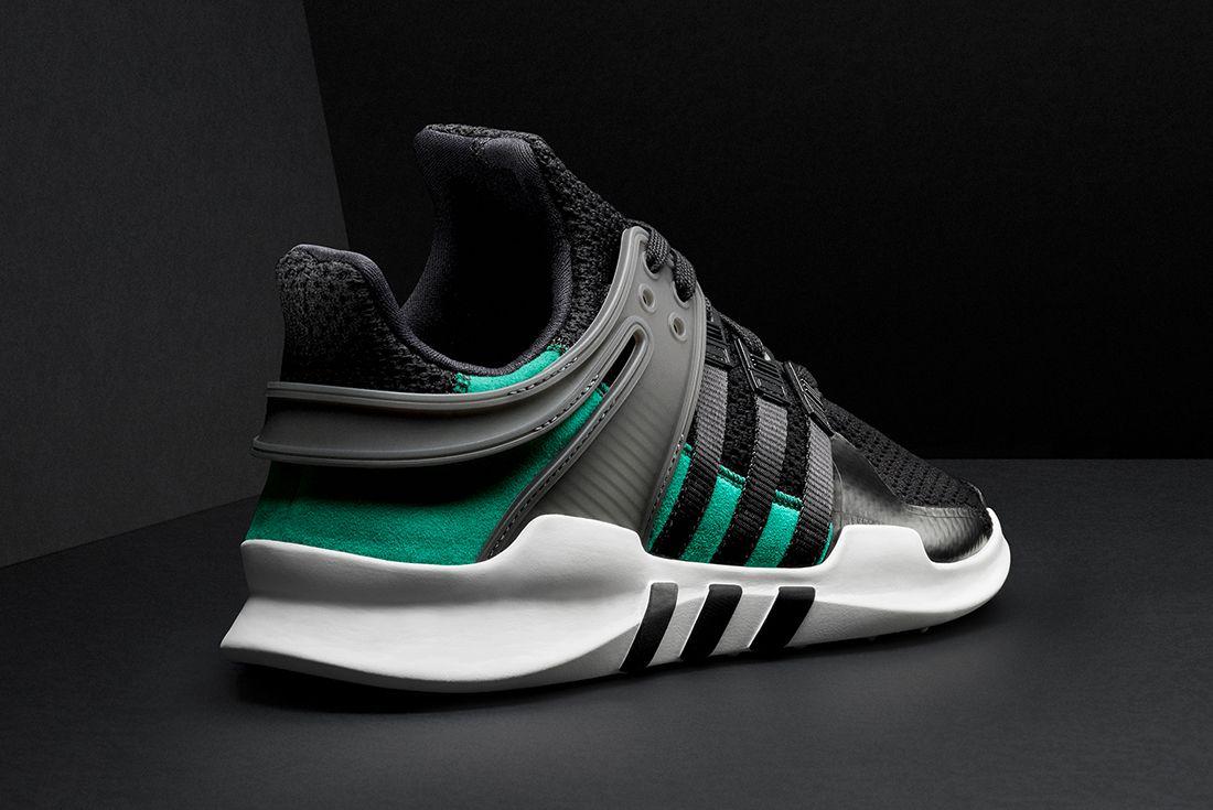 Adidas Eqt Adv Support Blacksub Green4