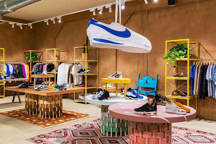 Sneakers N Stuff Los Angles Store Opening 10