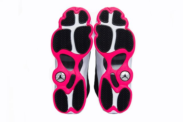 Air Jordan 13 Black Hyper Pink 2
