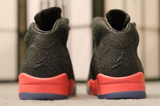 Air Jordan 3 Lab 5 Infrared 4