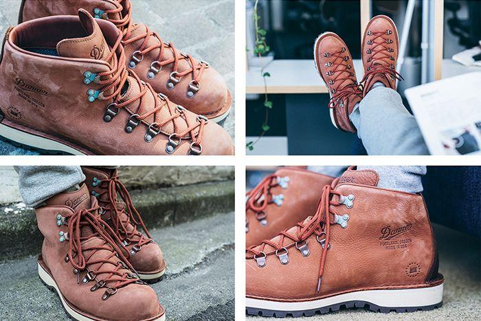 Danner X New Balance American Pioneer Collection Sneaker Freaker 5