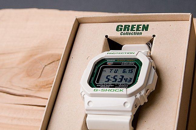 G Shock Green 1 1