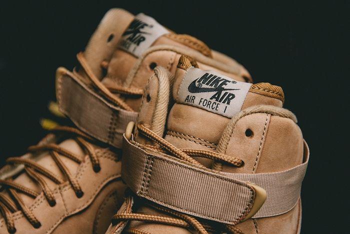 Nike Af1 High Wheat Bump Wish Atl 3