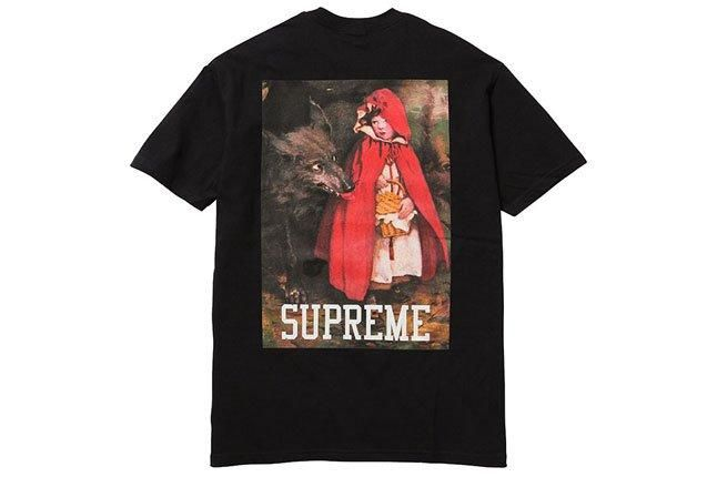 Supreme Red Riding Hood 1