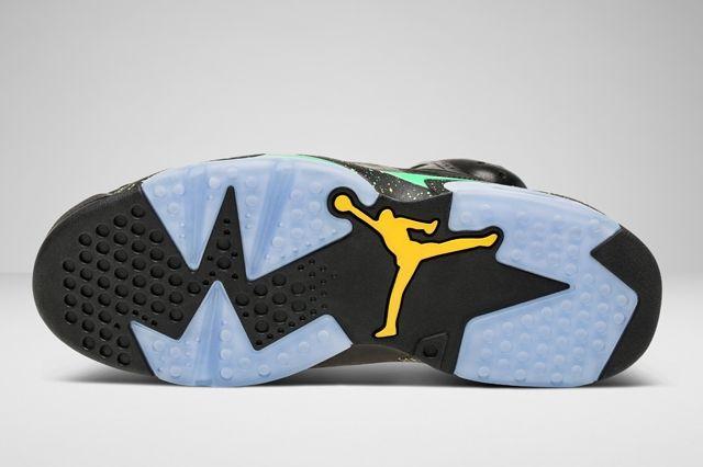 Air Jordan 6 Brazil Pack 4