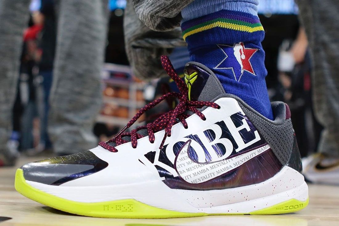Nike Kobe 5 Byog Aces