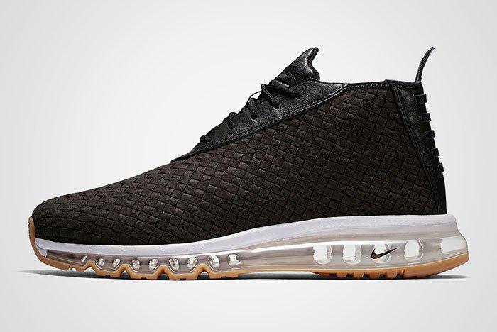 Nike Air Max Woven Boot Black Thumb