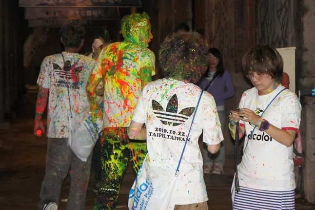 Adicolor Taipei Paint Party 2 1