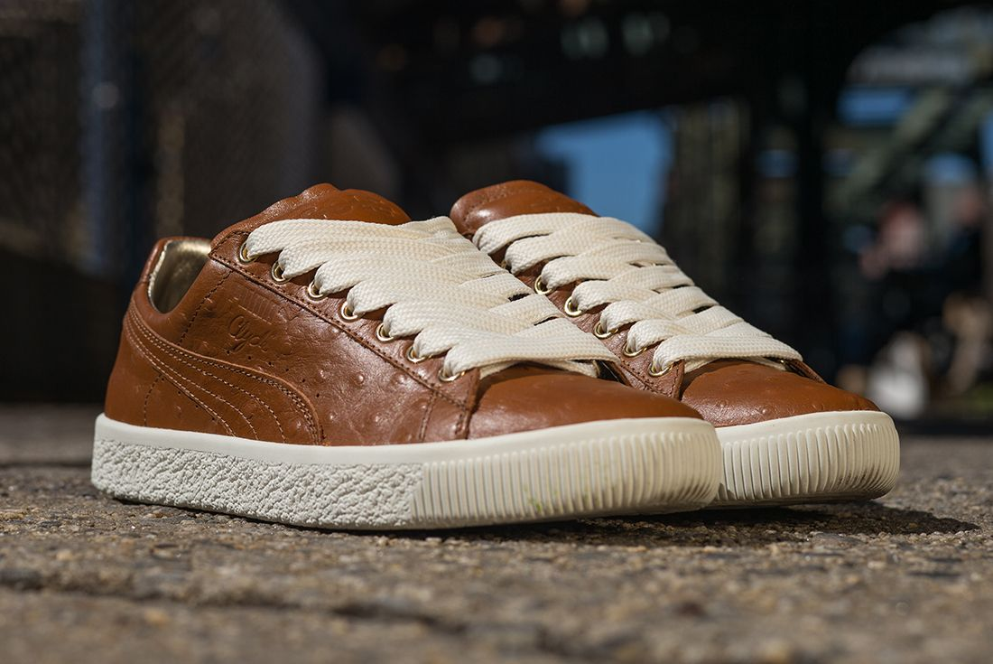 Sole Dxb X Puma Clyde Swag10