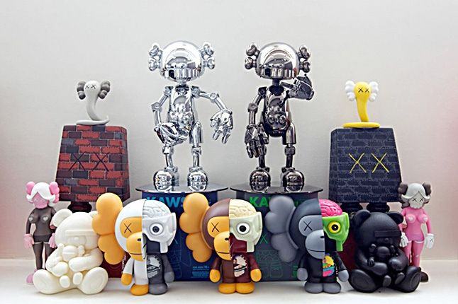 Ronnie Pirovino Kaws Collection 14 1