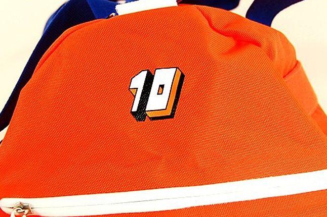 Nike World Cup Delta Holland Duffle Bag 1 1