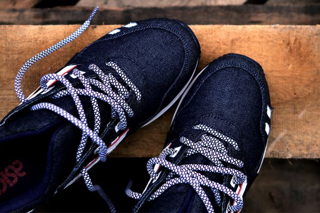 Ronnie Fieg Asics Gel Lyte Iii Selvedge Top Detail 1