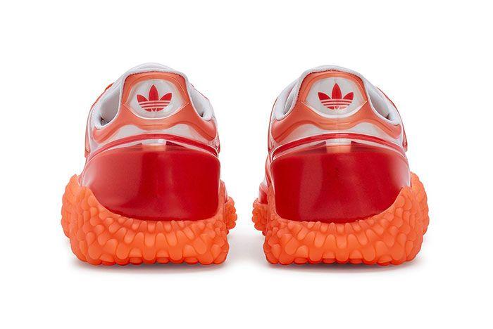 Craig Green Adidas Kamanda Dover Street Market Red Heel Shot