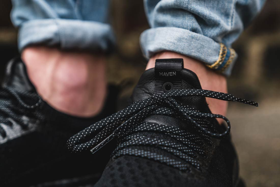 Haven X Adidas Ultraboost Triple Black 2