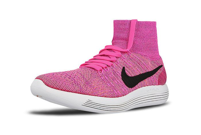 Nike Wmns Lunarepic Pink Power Vivid Purple 3