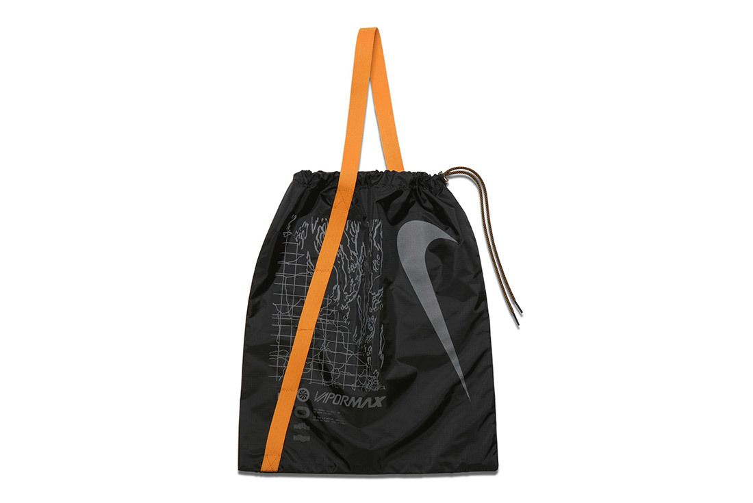 Nike Air Vapormax Utility Black Orange 8