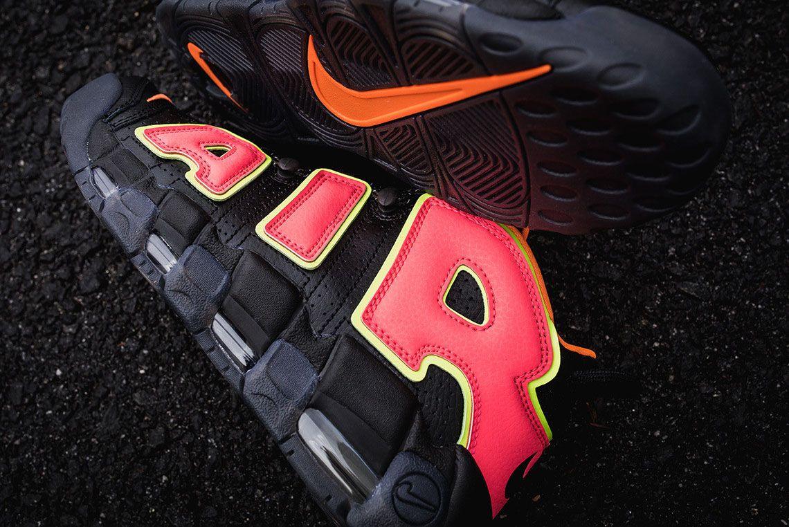 Nike Air More Uptempo Hot Punch 917593 002 2 Sneaker Freaker