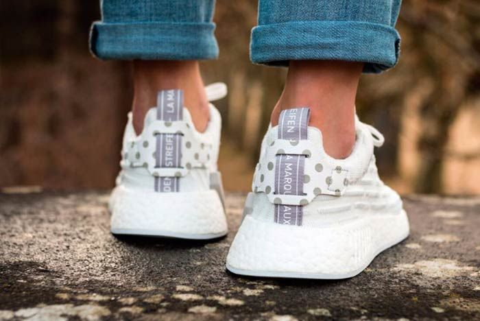 Adidas Nmd R2 Clear Granite 4