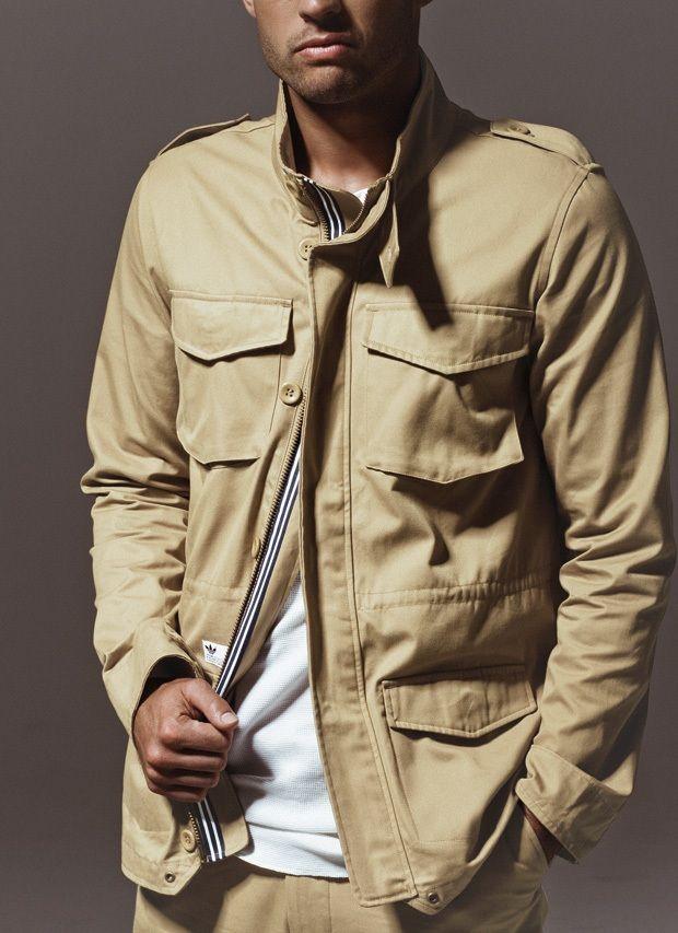 Adidas Originals James Bond David Beckham Lookbook 3 1