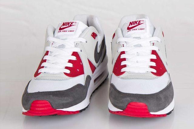 Nike Air Max Light Gym Red 6