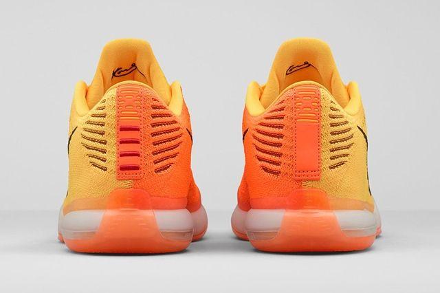 Nike Kobe X Elite Rivalry 4