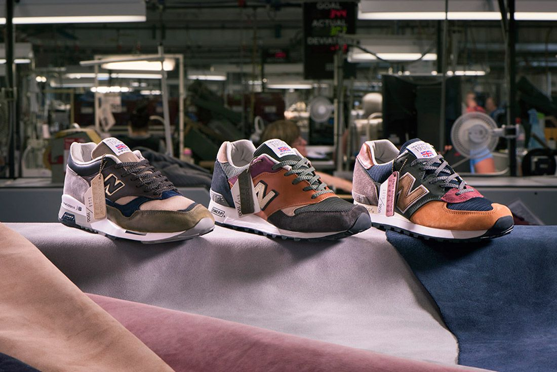 New Balance Nb Made In England Surplus Pack 2