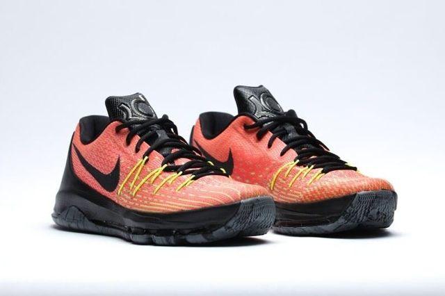 Nike Kd8 Total Orange 1