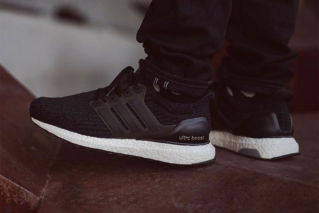 Adidas Ultra Boost 3 0 Black 1