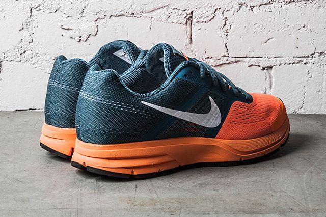 Nike Air Pegasus 30 Night Factor Atomic Orange 2