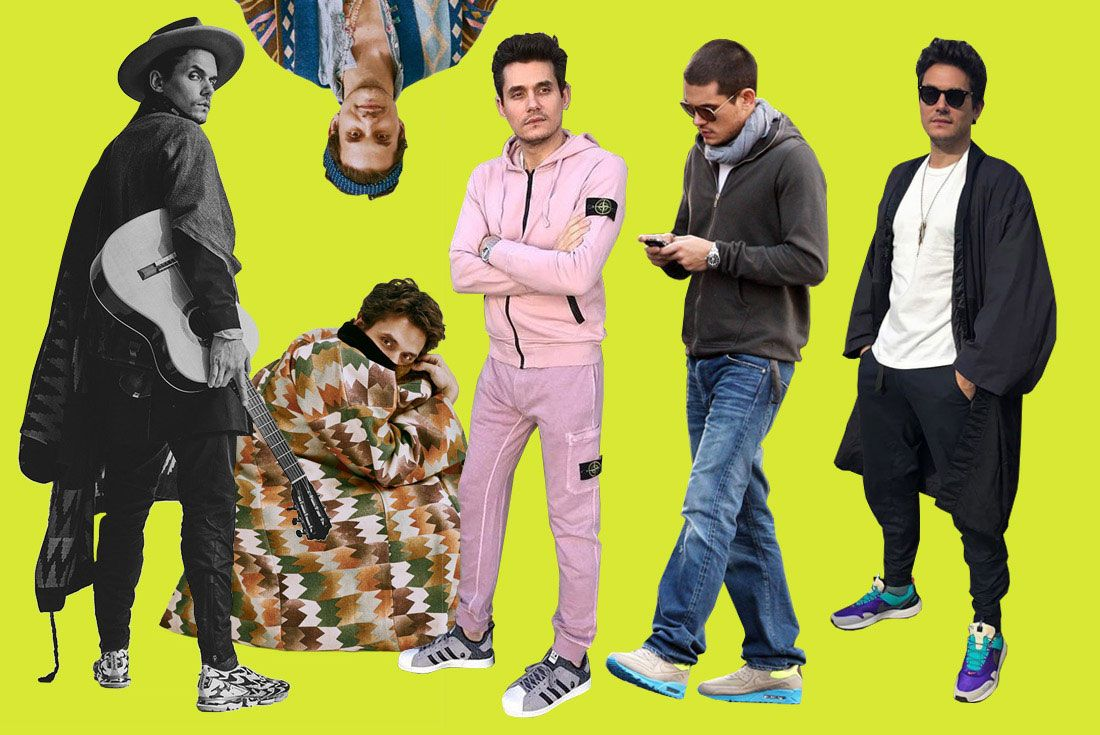 The Sneaker Evolution Of John Mayer Header