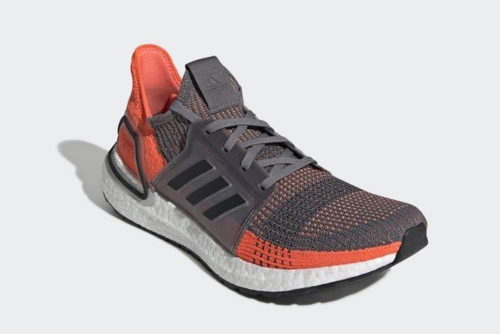 Adidas Ultraboost Hi Res Coral Front