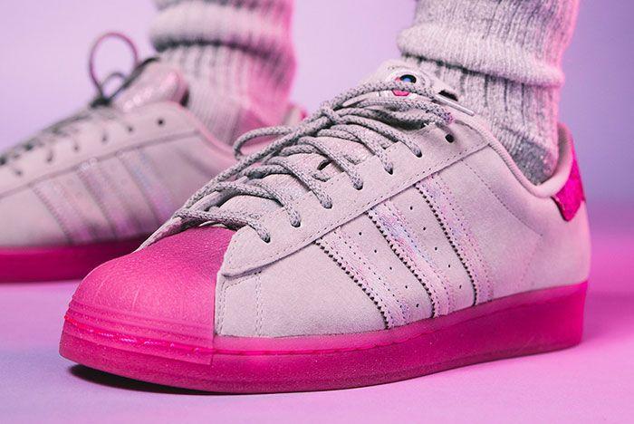 Adidas Superstar Chicago Goes Harder