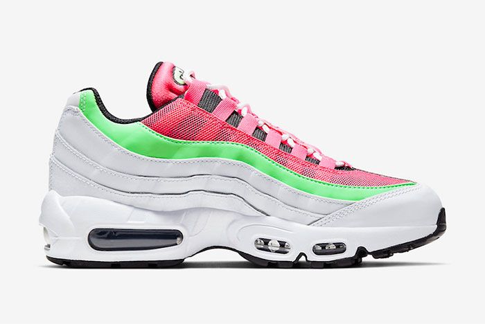 Nike Air Max 95 Watermelon Right