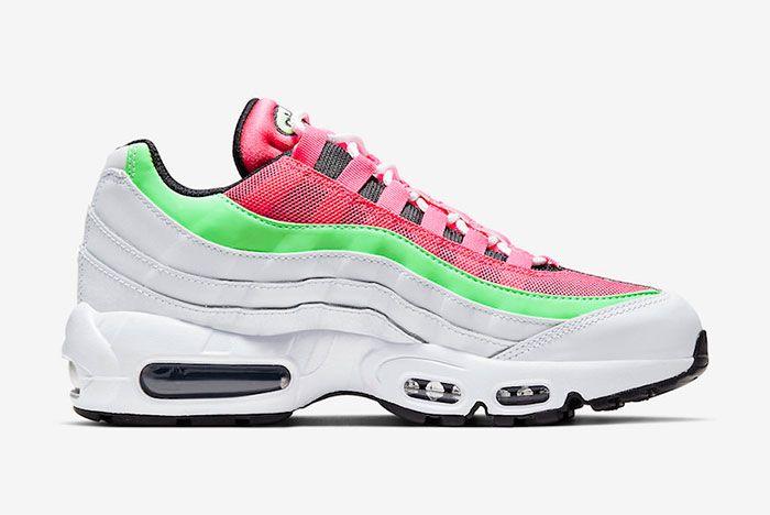 Nike Air Max 95 Watermelon Right