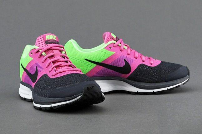 Nike Air Pegasus30 Green Pink Hero 1